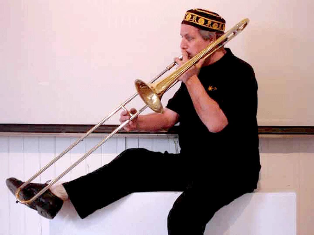 10-Ludi-Trombone / Welcome