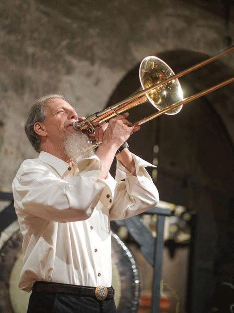 19-Ludi-Trombone / Welcome