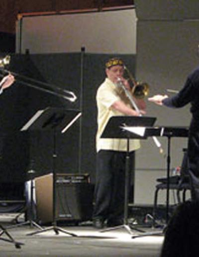 Ludi's Trombone Quartet